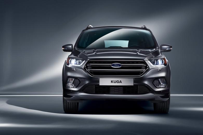 Ile kosztuje nowy Ford Kuga po liftingu?
