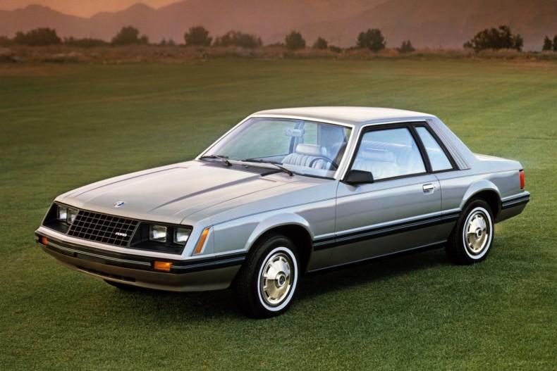 Pewnie wielu z was nawet nie wierzy, że to Mustang