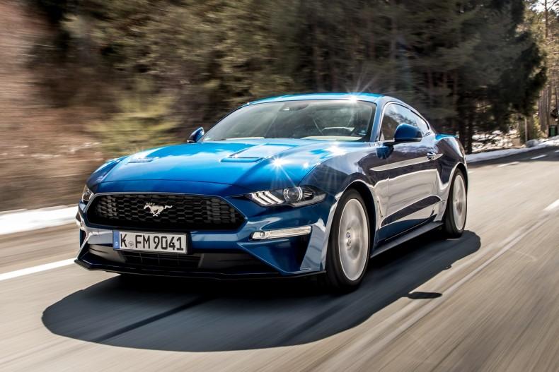 Najnowszy Ford Mustang trafił na rynki całego świata. Zresztą... któż by go nie chciał?