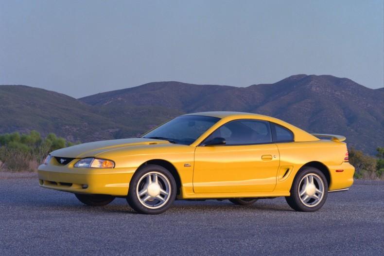 """Przypuszczam, że gdy Amerykanie zobaczyli czwartego Mustanga, zgodnie powiedzieli """"oh, to jest to!"""""""