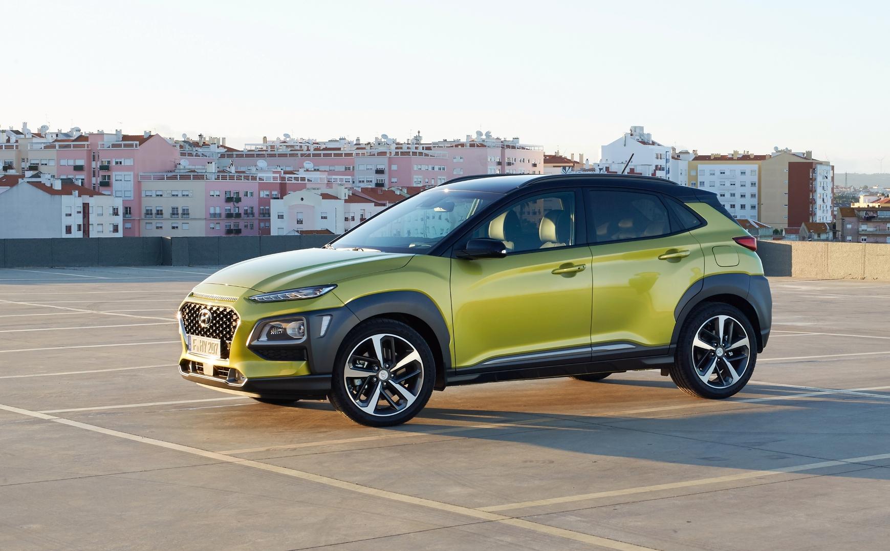 » Hyundai Kona – nowy gracz w segmencie miejskich crossoverów | PGD
