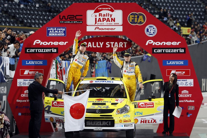 Znakomity występ w Japonii pokazał, że auto ma duży potencjał.