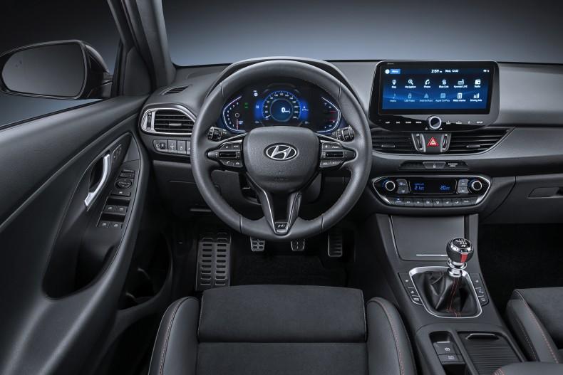 new Hyundai N Line interior (2)