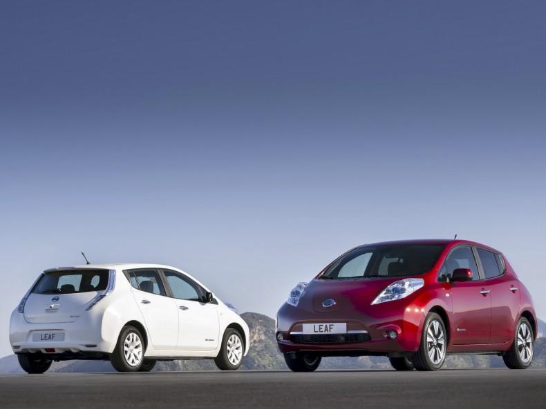 Nissan Leaf 2013-