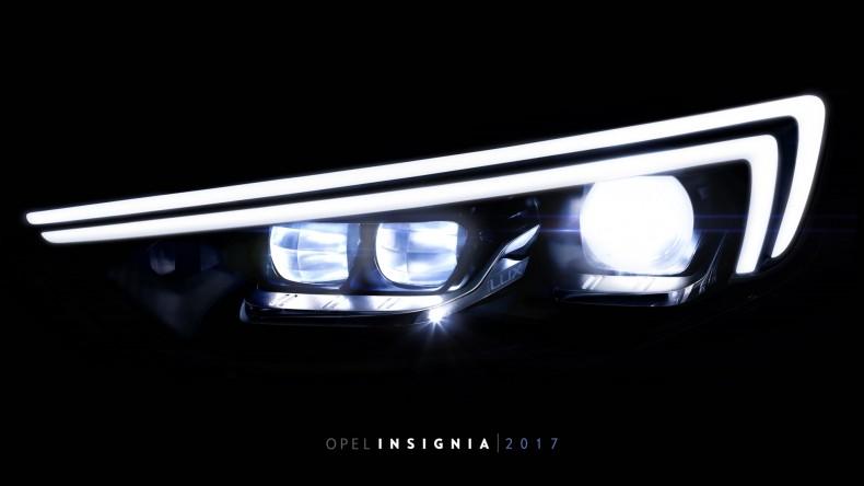 Opel Insignia 2017 IntelliLux LED II