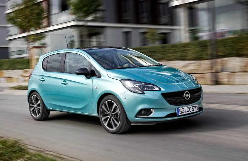 Najnowsza generacja - Opel Corsa E