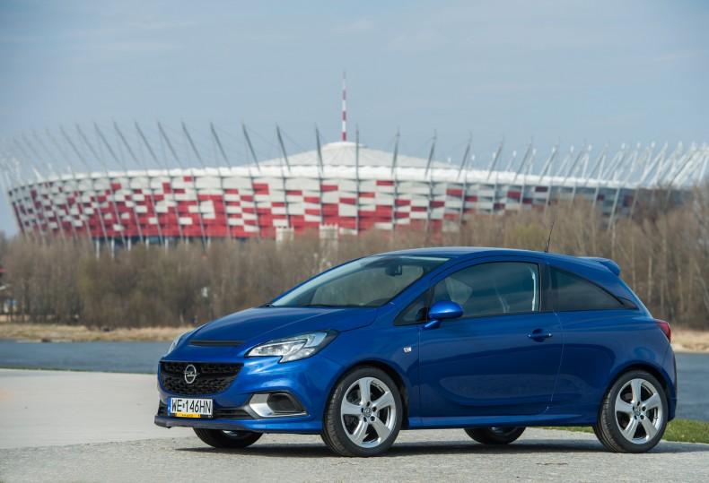 Ostatni i najnowszy model to Corsa OPC. Na razie nie znamy przyszłości tej linii