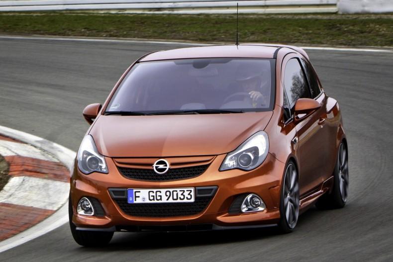 Najszybszy i najmocniejszy Opel Corsa w historii -  Nurburgring Edition przeznaczona dla torowych entuzjastów