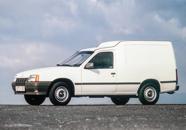 Opel Kadett Combo (Combo A)