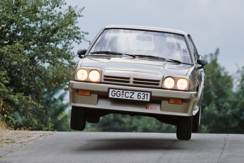 Opel Manta GSi z 1988 r.