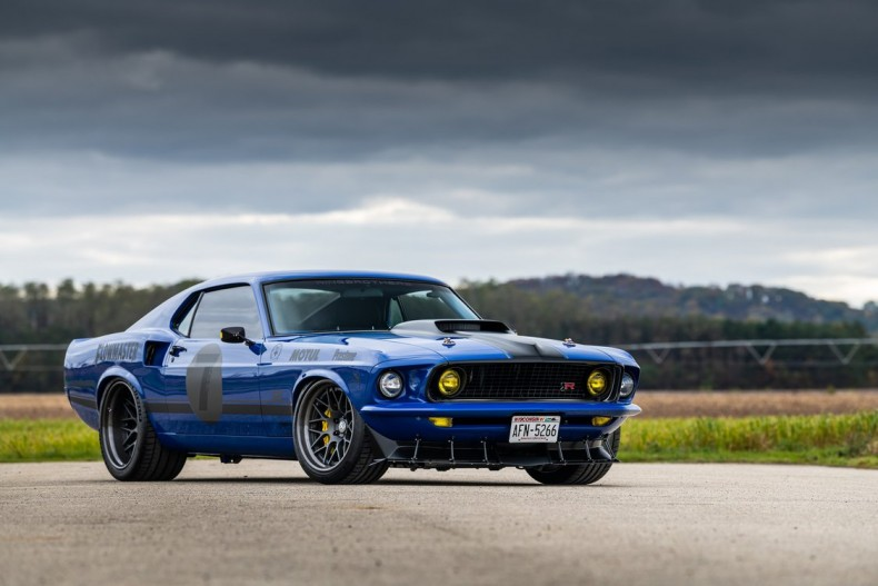 Ford Mustang Mach 1 UNKL by Ringbrothers