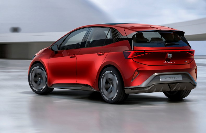 Ważną nowością Seata będzie w pełni elektryczny model el-Born.