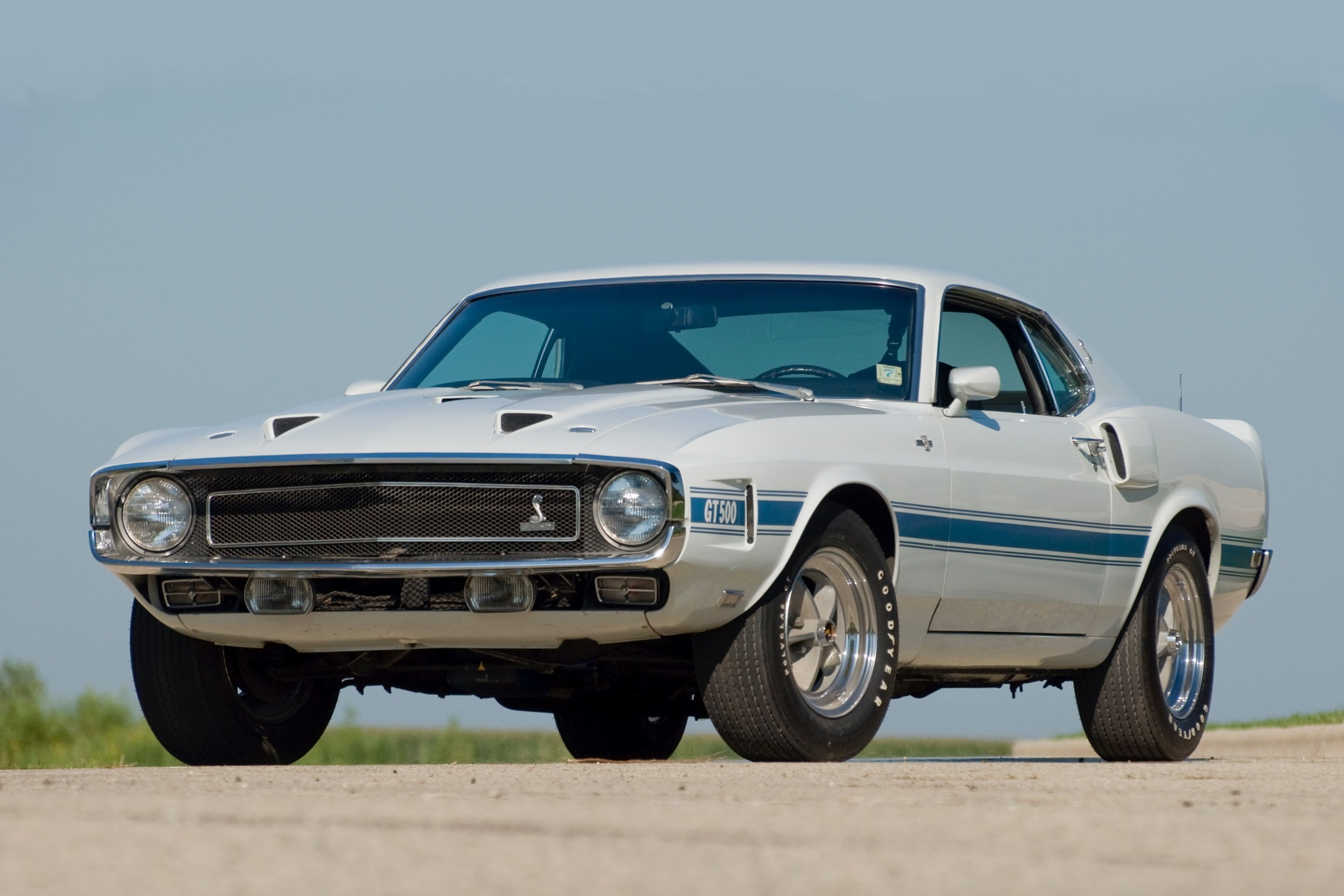 Sześć generacji i ponad 50 lat świetności Historia Forda Mustanga