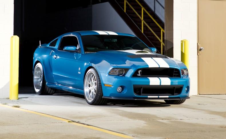 Shelby szykował wersje ponad 500- i ponad 600-konne