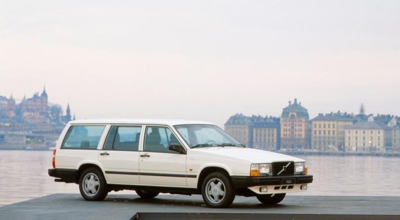 Nie ma chyba bardziej kultowego kombi na świecie od modelu 740