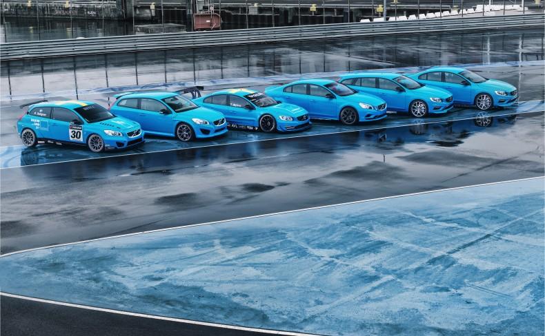 Polestar połączył dla Volvo świat wyścigów ze światem samochodów drogowych
