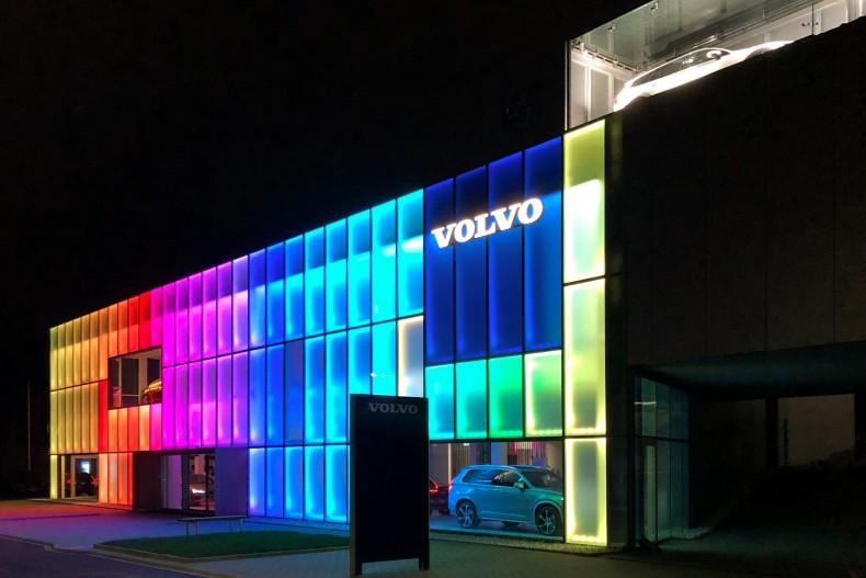 Volvo trzynastą marką w Grupie PGD