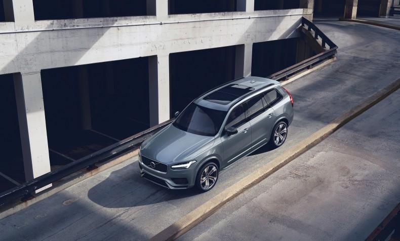 Volvo XC90 po ostatnim liftingu jest najnowszym autem marki.