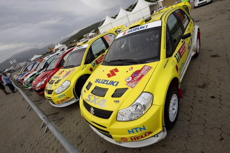 Nowe, charakterystyczne dla marki żółte barwy w sezonie 2008